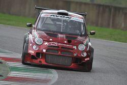 Cinquone #14 Mario Ferraris e Matteo Milani, Romeo Ferraris