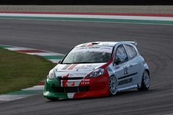 Renault New Clio-B24 2.0 #212 Pasquale Notarnicola e Giuseppe Montalbano, Autostar Motorsport