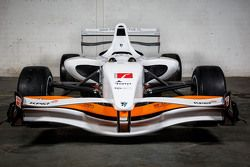 InMotion single-seater racer with electric engine designed by students at Eindhoven University of Te