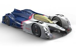 InMotion future Le Mans design for Garage 56 entry