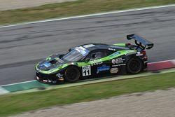 Ferrari 458 Italia-GT3 #11 Marco Magli, Luigi Ferrara Easy Race