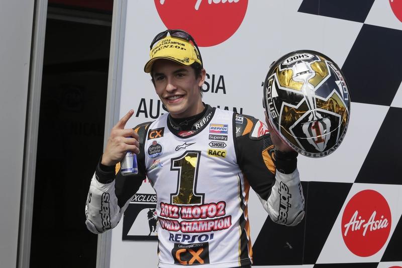 2012 - Le titre en Moto2