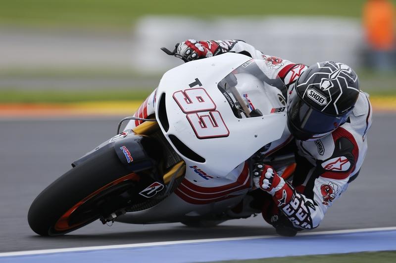 Intersaison 2012-2013 - Honda (MotoGP)