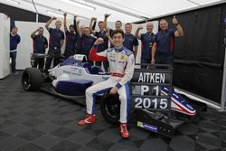 2015 champion Jack Aitken