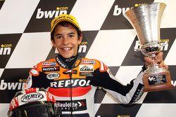Third place Marc Marquez