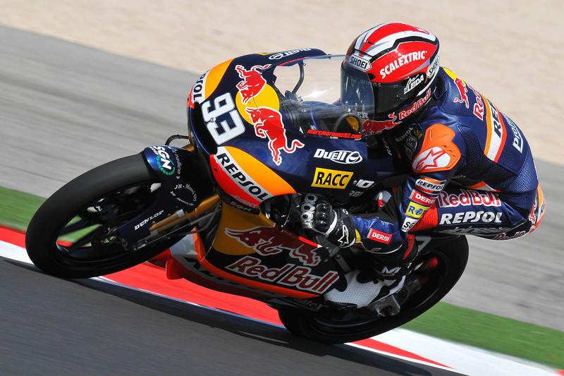 125cc - GP de la Comunitat Valenciana 2010