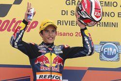 Marc Marquez, vainqueur de la course