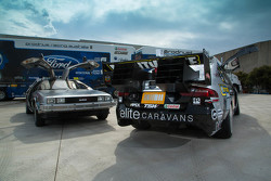 Prodrive Racing mit Sonderdesign