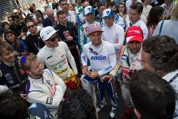 I piloti della Formula E