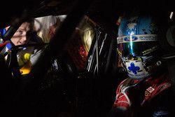 Behind the scenes Mark Winterbottom and Chaz Mostert, Prodrive Racing Australia Ford