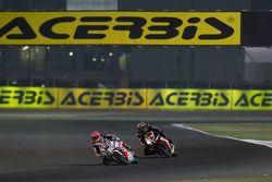Michael van der Mark, Pata Honda and Jordi Torres, Aprilia Racing Team