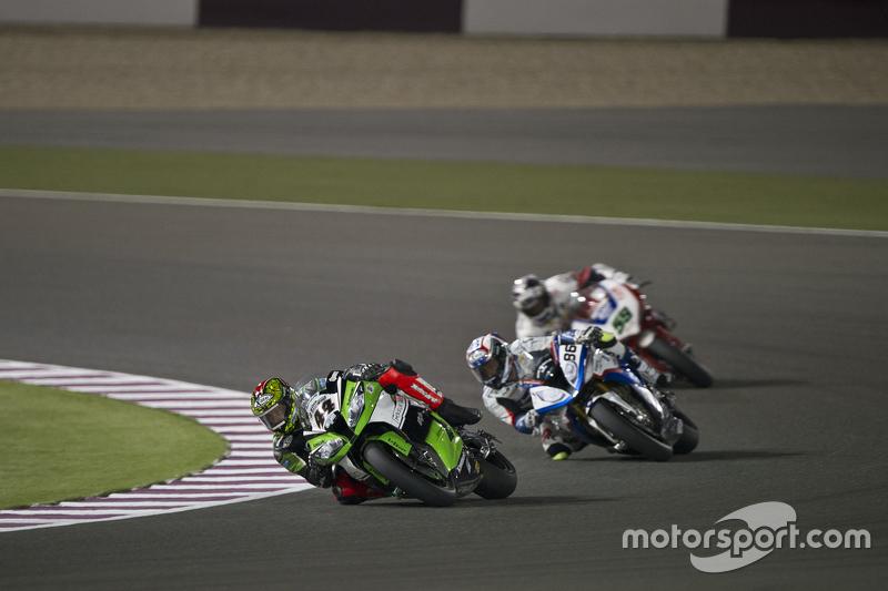 David Salom, Team Pedercini et Ayrton Badovini, BMW Motorrad Italia