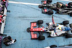 Ganador Oliver Rowland, Fortec Motorsports