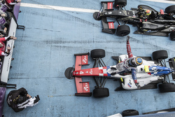 Оливер Роуленд, Fortec Motorsports