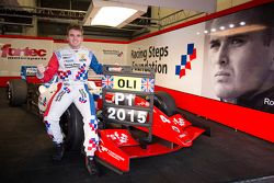 Oliver Rowland vince il titolo Formula Renault 3.5 2015