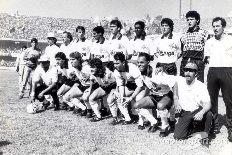 Corinthians campeão brasileiro