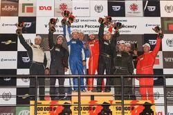 Победители и призёры финала RDRC
