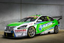 James Moffatt's new livery for the Gold Coast