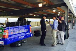 Ross Kenseth, Hattori Racing Enterprises