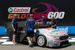 Prodrive Racing Australia Ford drivers unveil the Back to the Future livery