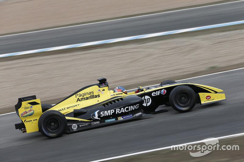 Matevos Isaakyan, Pons Racing