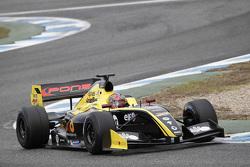 Jerez, októberi teszt
