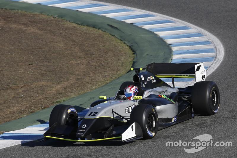 Джордж Расселл, Tech 1 Racing
