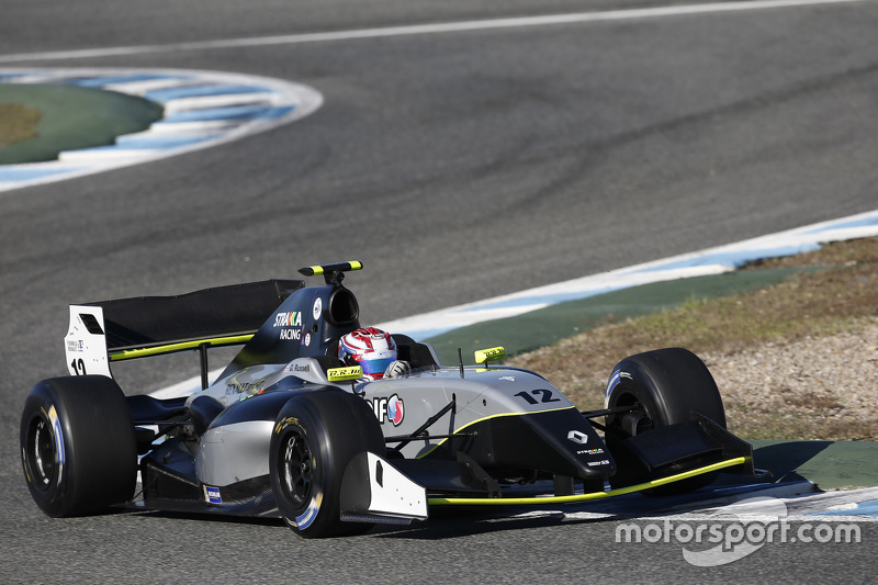 George Russell, Formula Renault 3.5
