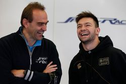 Matthieu Vaxivière, Spirit of Race met Amato Ferrari