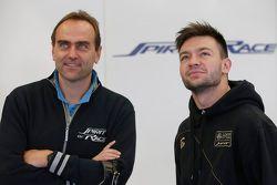 Matthieu Vaxivière, Espíritu de la Carrera con Amato Ferrari