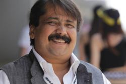 Sanjay Sharma, Head of JK Motorsport