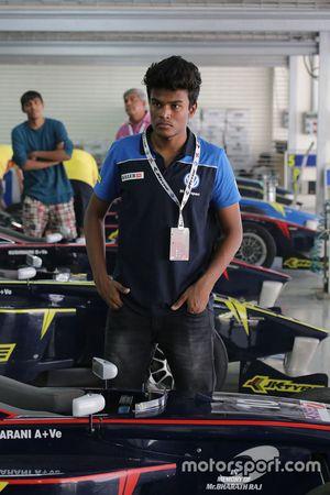 Karthik Tharani