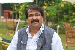 Sanjay Sharma, JK Motorsporları Başkanı