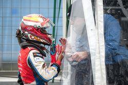 Raoul Hyman, Takımı West-Tec F3 Dallara Mercedes-Benz
