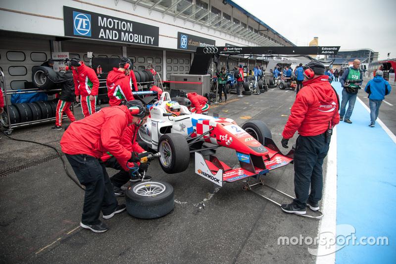 Jake Dennis, Prema Powerteam Dallara Mercedes-Benz