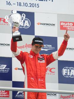 Gara 1, il vincitore Race 1 Winner Lance Stroll, Prema Powerteam Dallara Mercedes-Benz