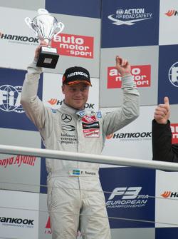Gara 1, terzo posto Felix Rosenqvist, Prema Powerteam Dallara Mercedes-Benz