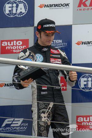 1. Rookie-Wertung: Charles Leclerc, Van Amersfoort, Racing Dallara Volkswagen