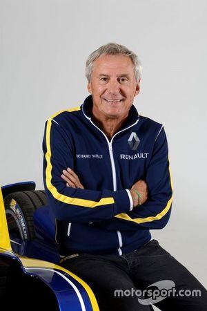 Vincent Gaillardot, Renault e.dams