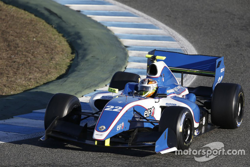 Essais de Jerez