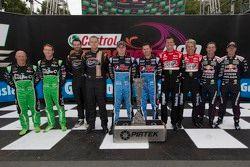 Top contenders for the Pirtek Enduro Cup
