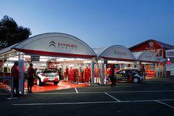 Citroën World Rally teamruimte