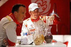 Kris Meeke en Mads Ostberg, Citroën World Rally Team