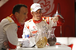 Kris Meeke et Mads Ostberg, Citroën World Rally Team