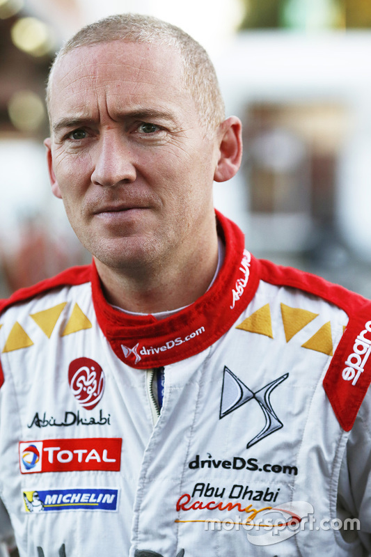 Пол Негл, Citroën World Rally Team