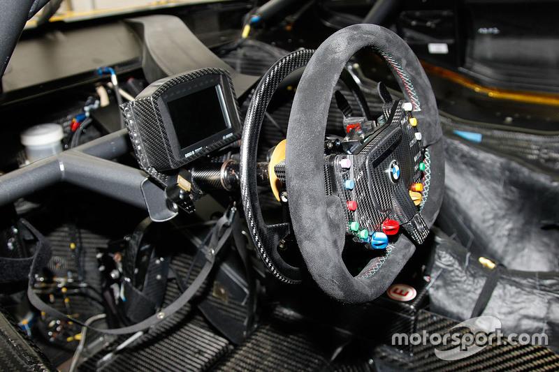 BMW M4 DTM of Alex Zanardi