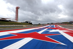 Track atmosphere 22.10.2015. Formula 1 World Championship, Rd 16, United States Grand Prix, Austin,