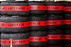 Les couvertures des pneus Pirelli