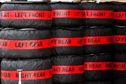 Tyre blankets