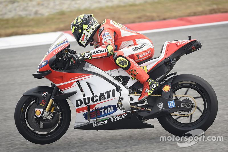 2015: Andrea Iannone, Ducati Team